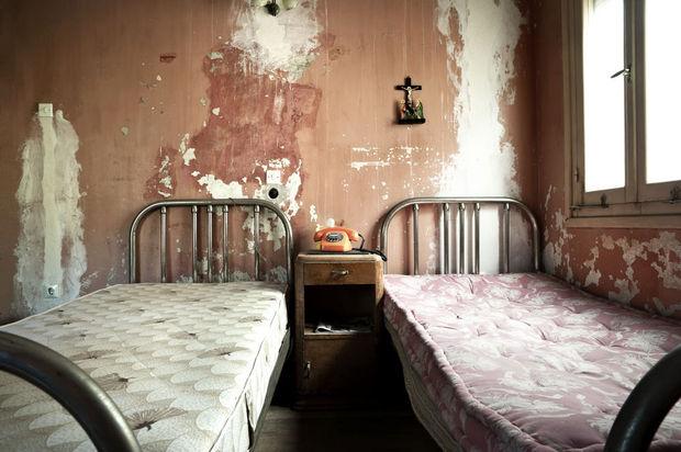 hygiënische hotelkamer