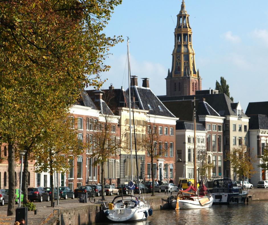 parkeren in Groningen