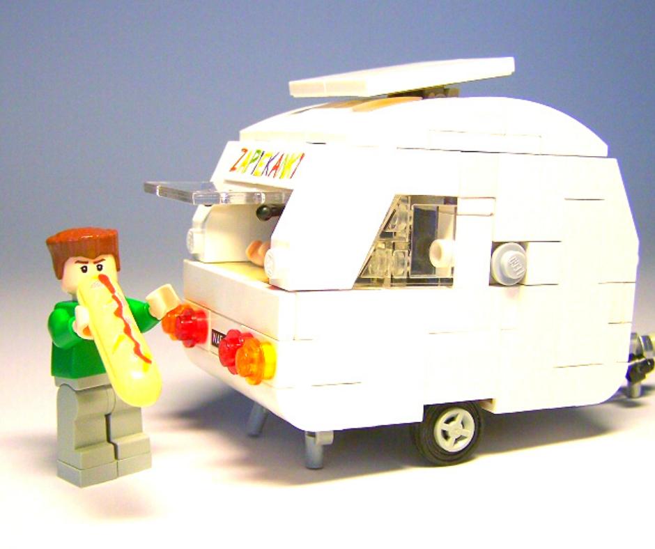 kamperen met een caravan (1)