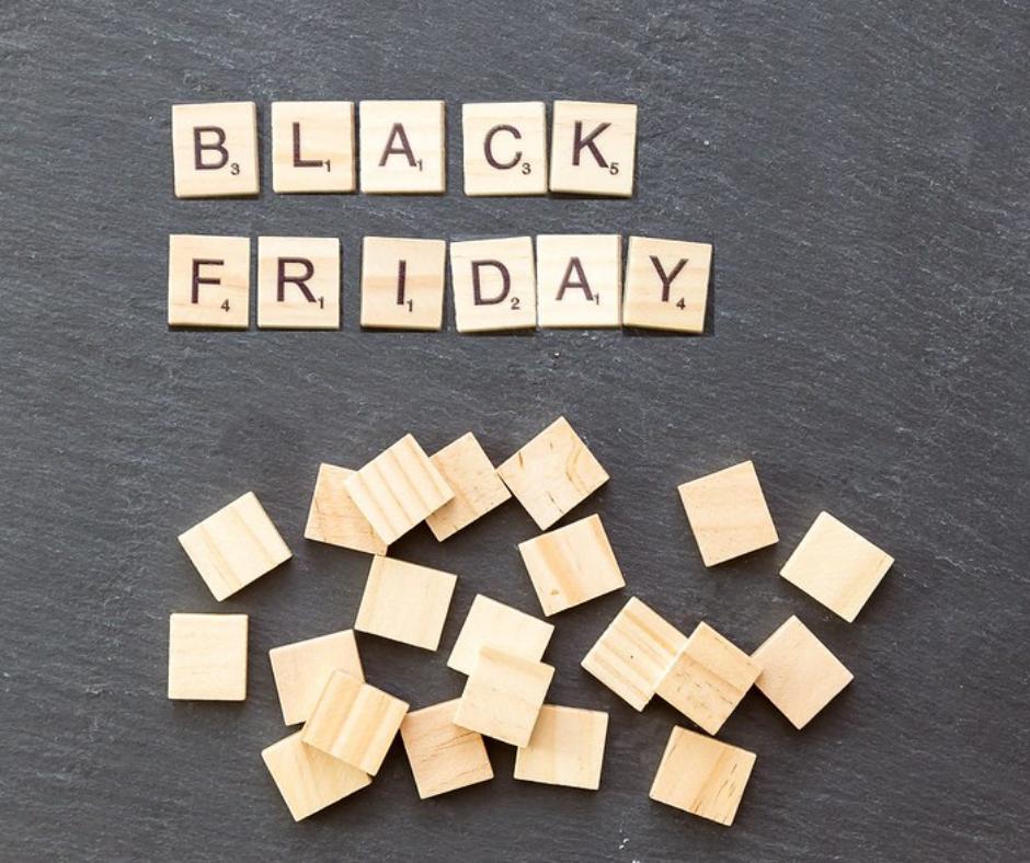 Black Friday, voor als je van flinke korting houdt