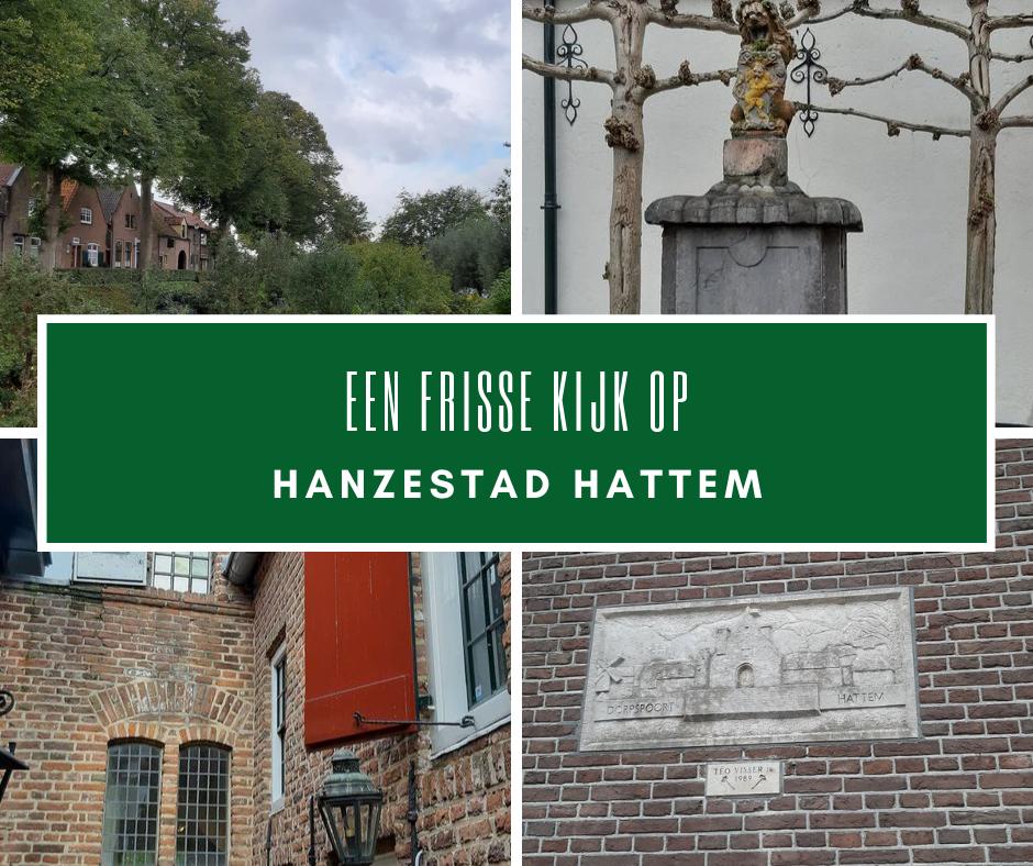 Een frisse kijk op Hanzestad Hattem frisse blik op Hattem