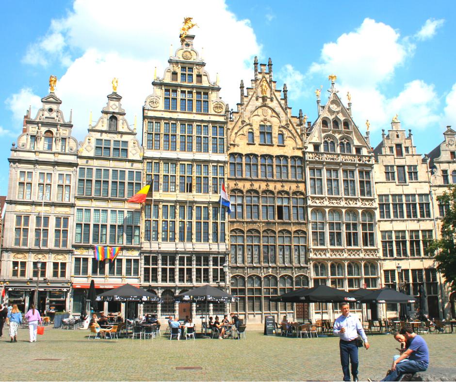 Gratis to do's in Antwerpen