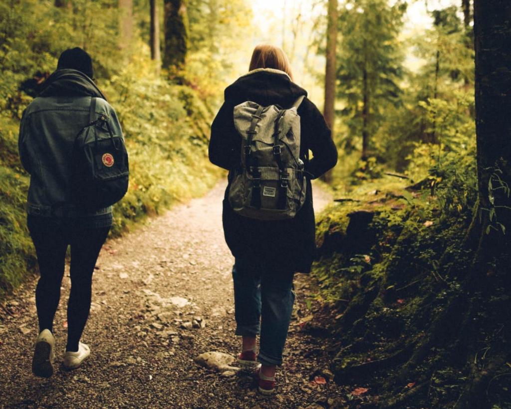 7 tips voor een geslaagde wandeldate